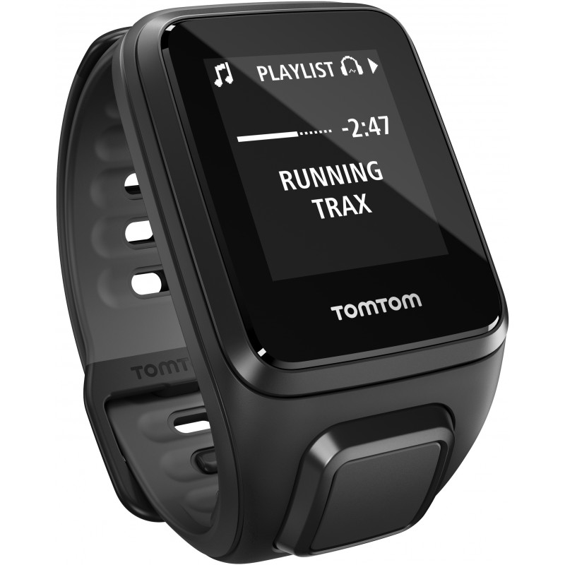 TomTom Spark Music S, must