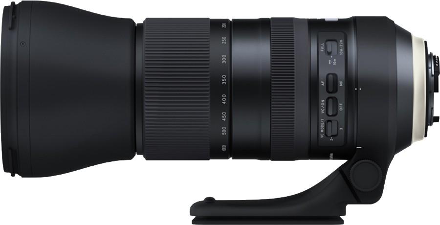 Tamron SP 150-600mm f/5.0-6.3 DI VC USD ..