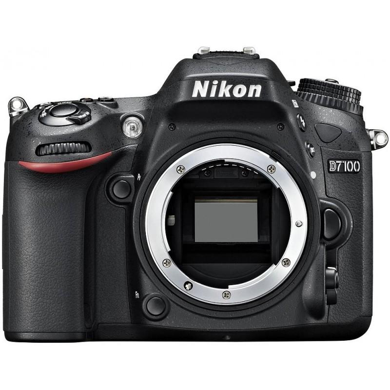 Nikon D7100 + Tamron 16-300mm