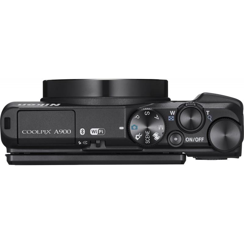 Nikon Coolpix A900, must