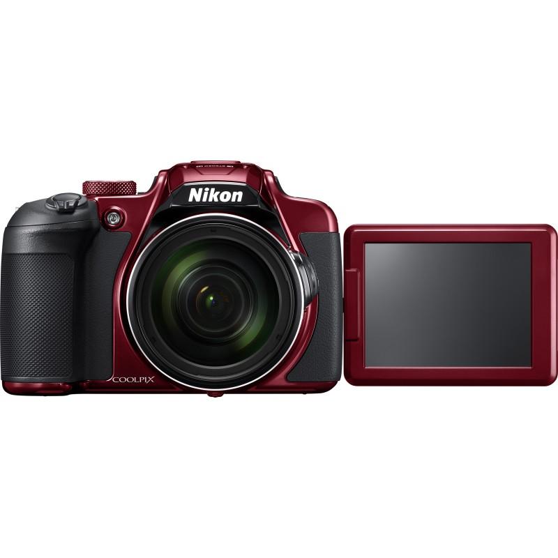 Nikon Coolpix B700, punane