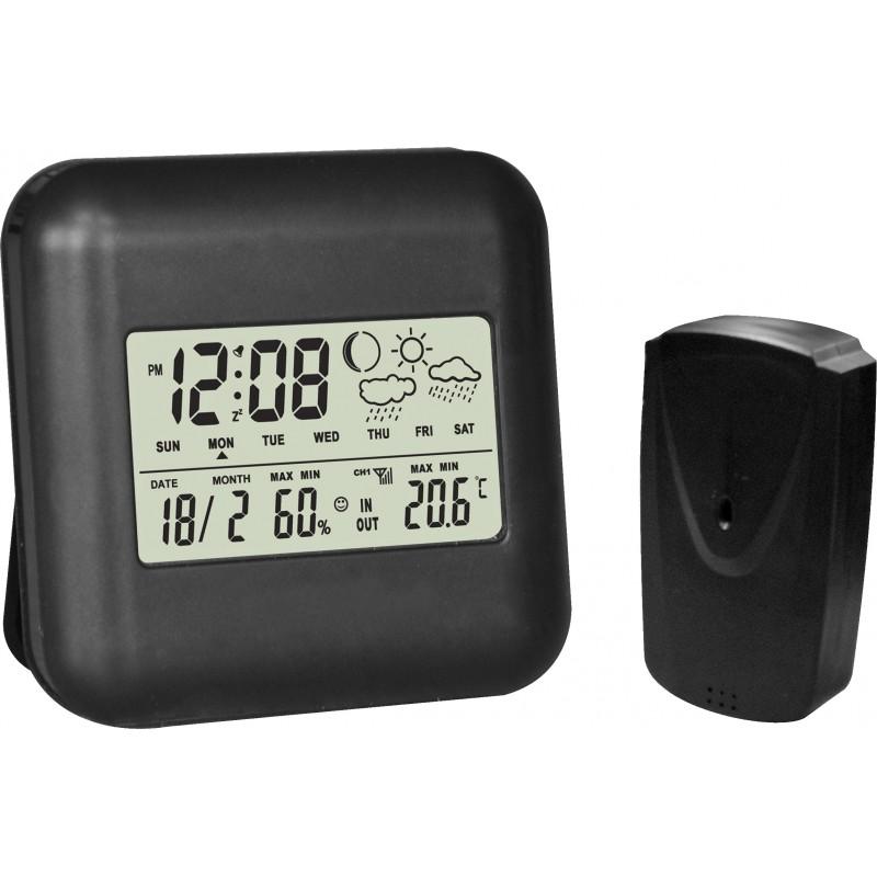 Fiesta digital weather station FSTT03, black (42292)