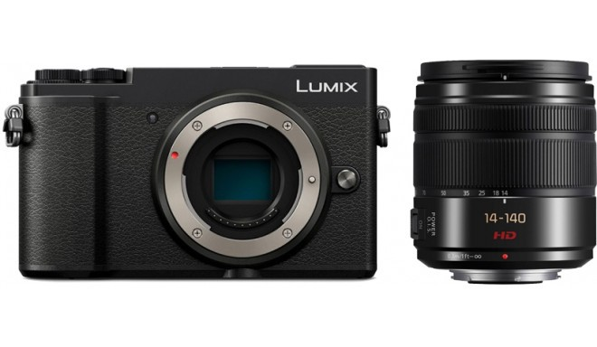 Panasonic Lumix DC-GX9 + 14-140mm Kit, must