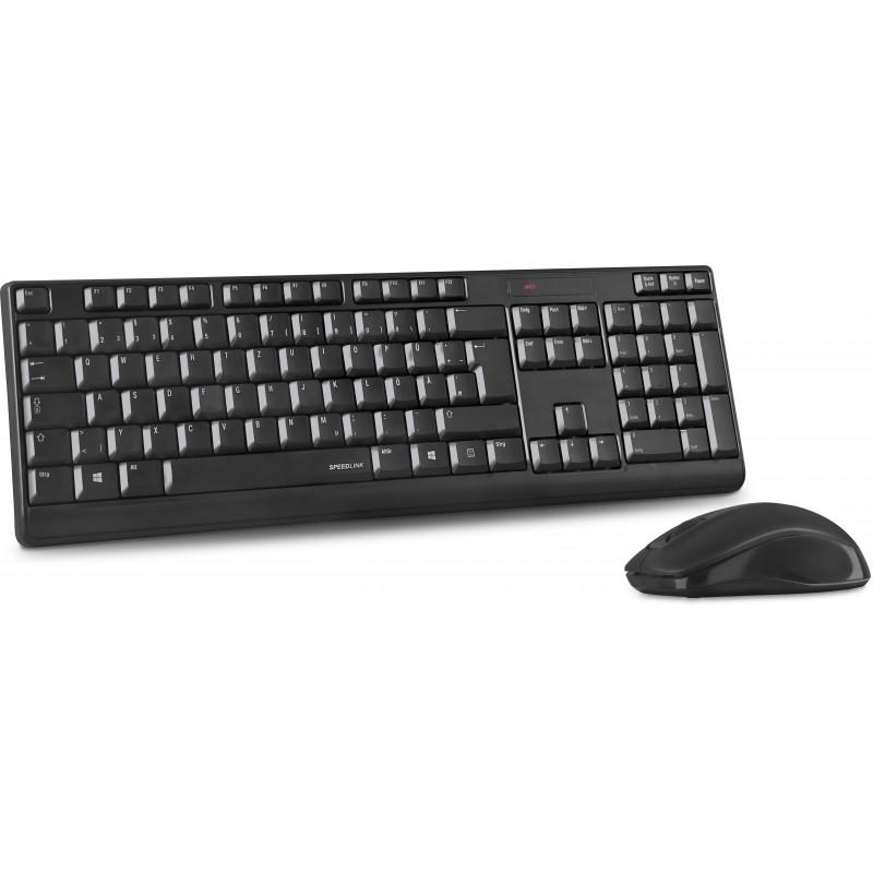Speedlink keyboard Niala Nordic (640304-BK-NC)