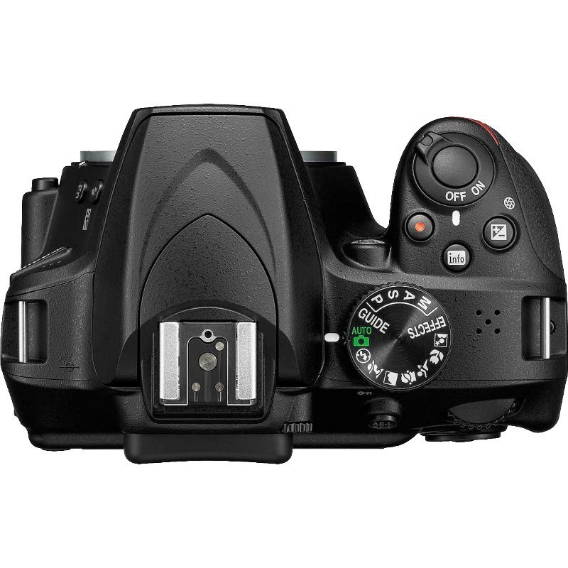 Nikon D3400 + Tamron 18-270mm, must