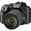 Pentax K-70 + DA 18-135mm WR Kit, black