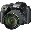 Pentax K-70 + DA 18-135mm WR Kit, black