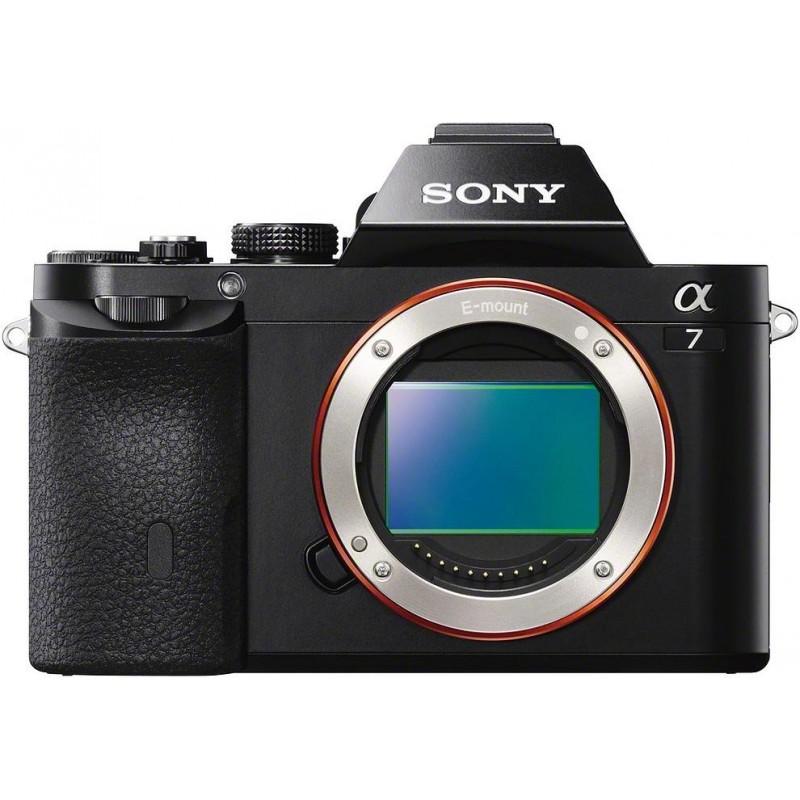 Sony a7 kere + 64GB SDXC mälukaart