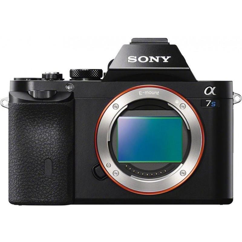 Sony a7S kere + 128GB SSD
