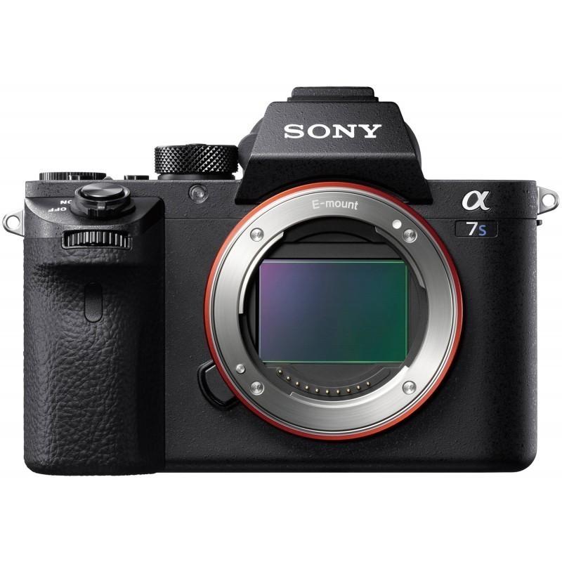 Sony a7S II kere + 128GB SSD