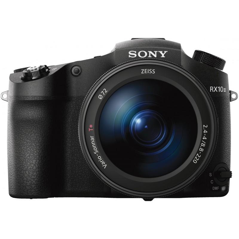 Sony DSC-RX10 III + 32GB SDHC mälukaart