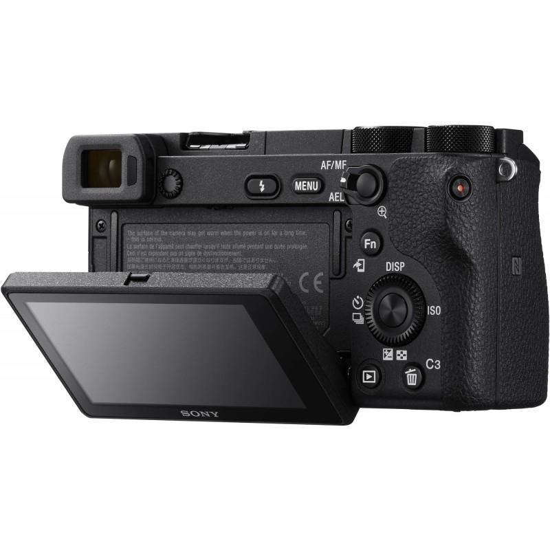 Sony a6500 + 16-70mm Kit