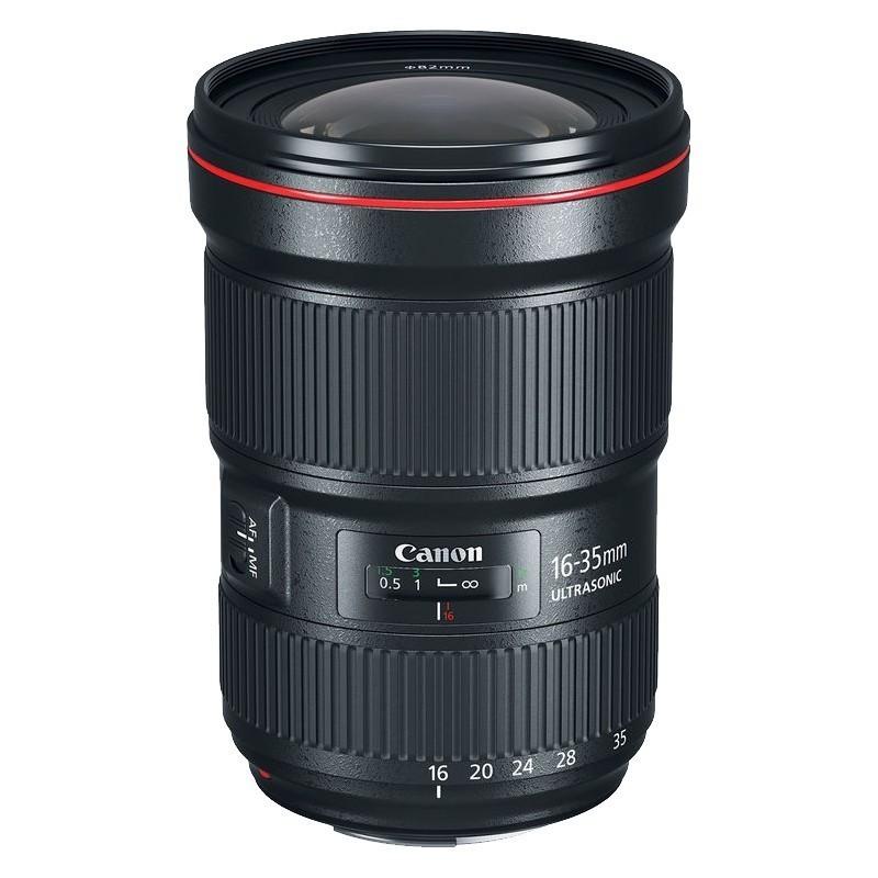Canon EF 16-35mm f/2.8L III USM objektiiv