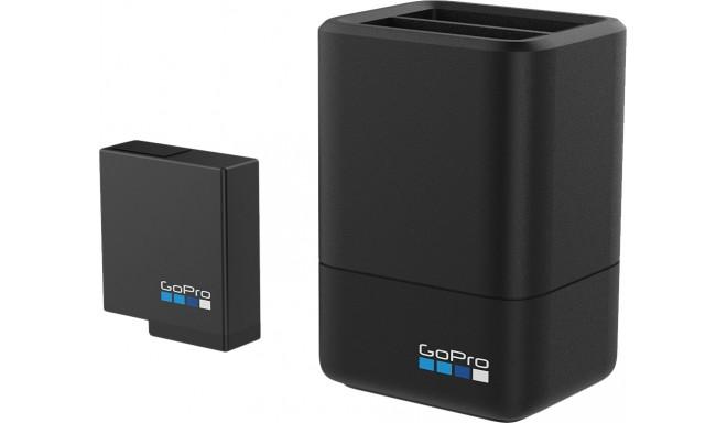 GoPro Dual akulaadija + aku (AADBD-001)
