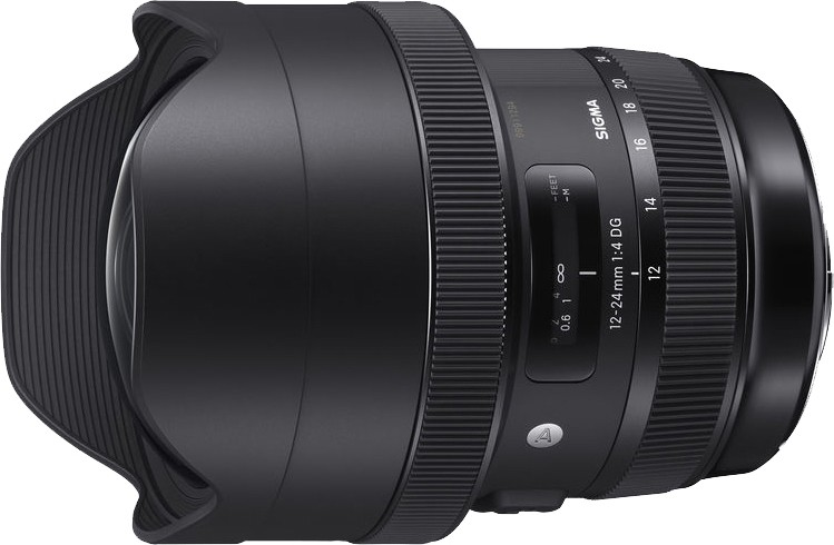 Sigma 12-24mm f/4.0 DG HSM Art objektiiv Nikonile