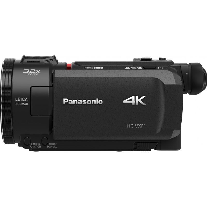 Panasonic HC-VXF1, must