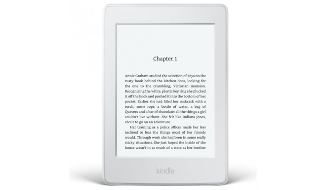 Amazon Kindle Paperwhite 2015 WiFi, balts