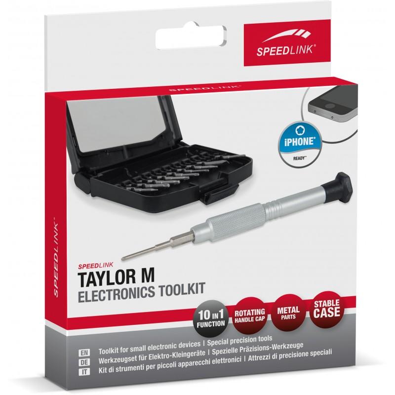 Speedlink kruvikeerajate komplekt Taylor M Electronics Toolkit