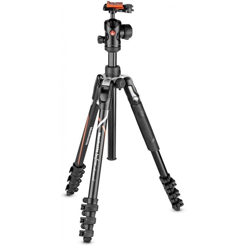 Manfrotto tripod Befree Advanced Alpha MKBFRLA-BH