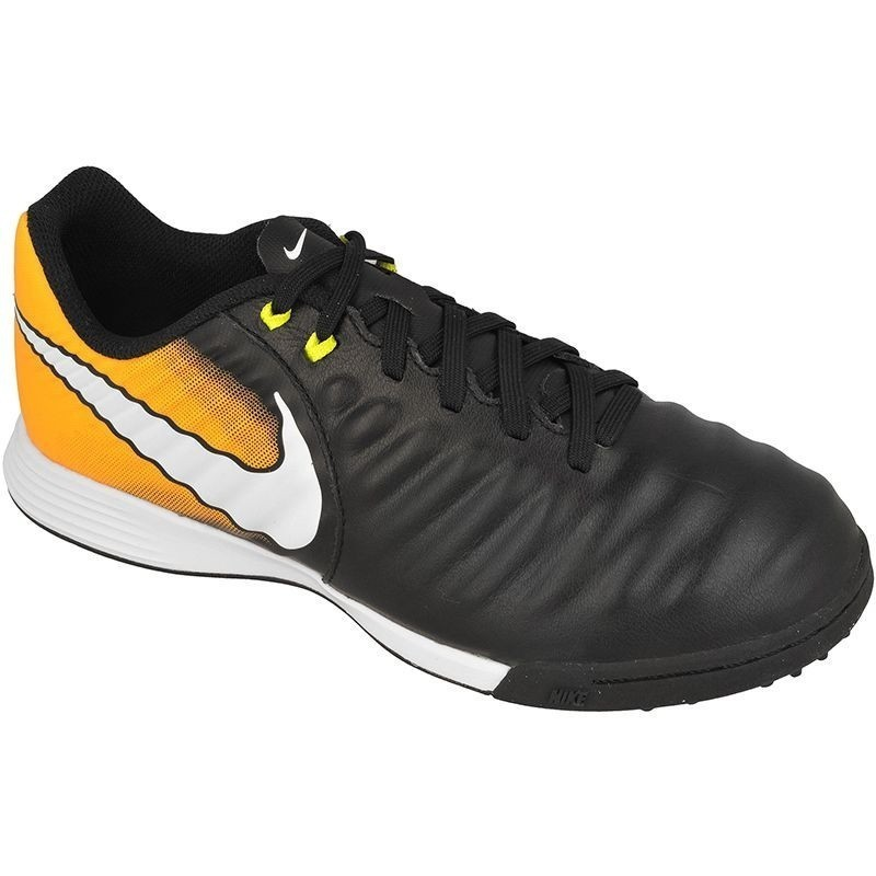 Football shoes for kids Nike TiempoX Ligera IV TF Jr 897729-008 ... e3afafcc31d7