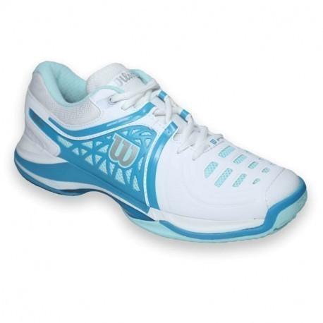 579d43bf96f Naiste Tennise jalanõud Wilson NVISION Elite Women's WRS320020 -  Treeningjalatsid - Photopoint