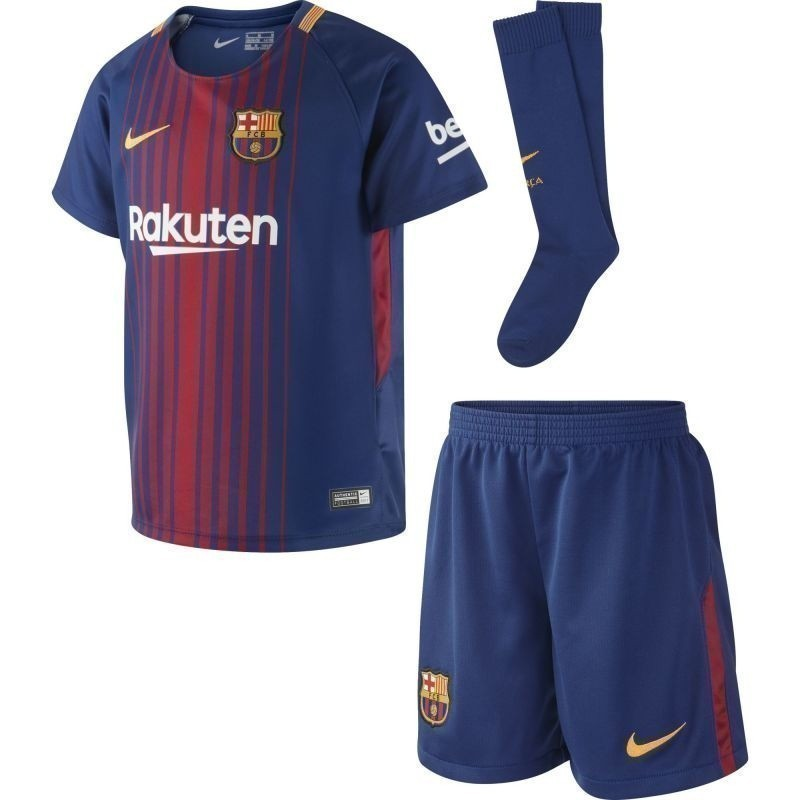 buy online d7646 d25ef Kids football clothes set Nike FC Barcelona Junior 847355-456