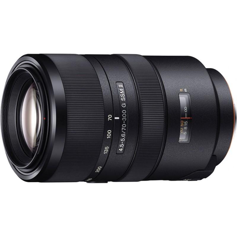Sony 70-300mm f/4.5-5.6 G SSM II objektiiv