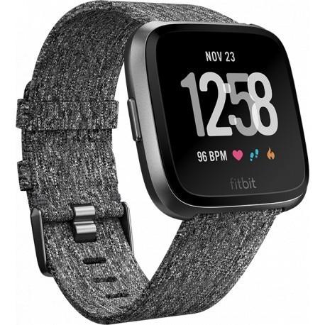 Fitbit Versa Special Edition, kokogles pelēks, austs