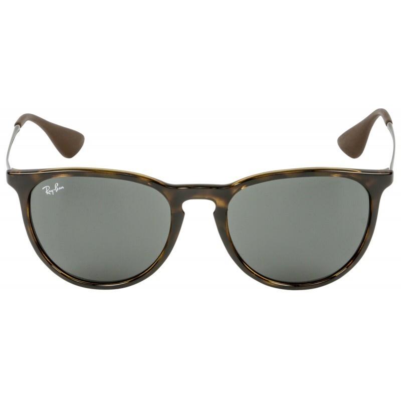 73596afa7c23b RayBan Erika RB4171 710 71 54 light havana green - Sunglasses ...