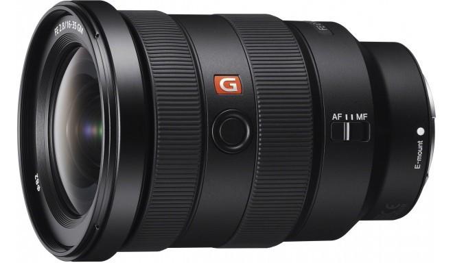 Sony FE 16-35mm f/2.8 GM objektiiv