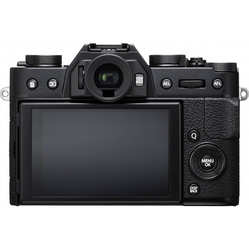 Fujifilm X-T20 + 15-45mm Kit, black