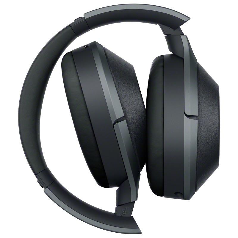 Sony juhtmevabad kõrvaklapid + mikrofon WH1000XM2, must