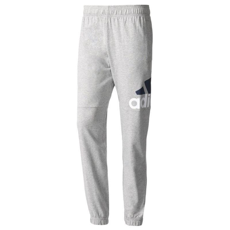 c36b98bad6bac Sweatpants for men adidas Essentials Performance Logo Tapered Single Jersey  Pant M BK7409
