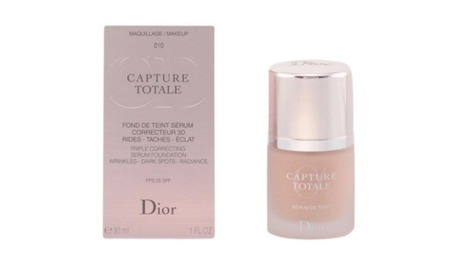 dior capture totale fond de teint fluide 010 ivoire 30 ml foundations photopoint. Black Bedroom Furniture Sets. Home Design Ideas