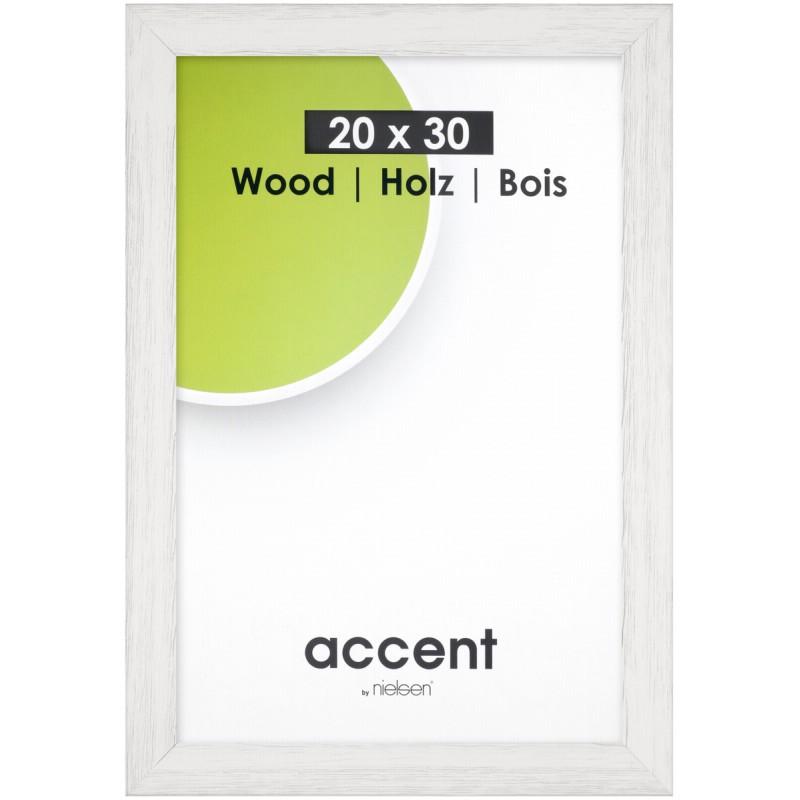 Nielsen photo frame Accent Magic 20x30 Wooden, white (9735000 ...