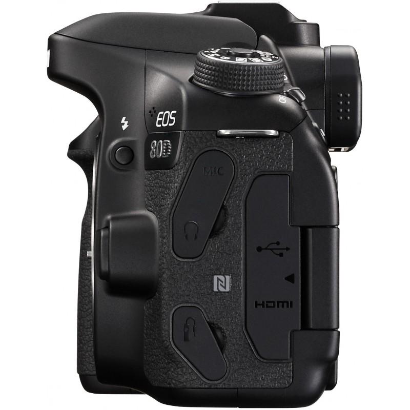 Canon EOS 80D + Tamron 16-300mm VC PZD