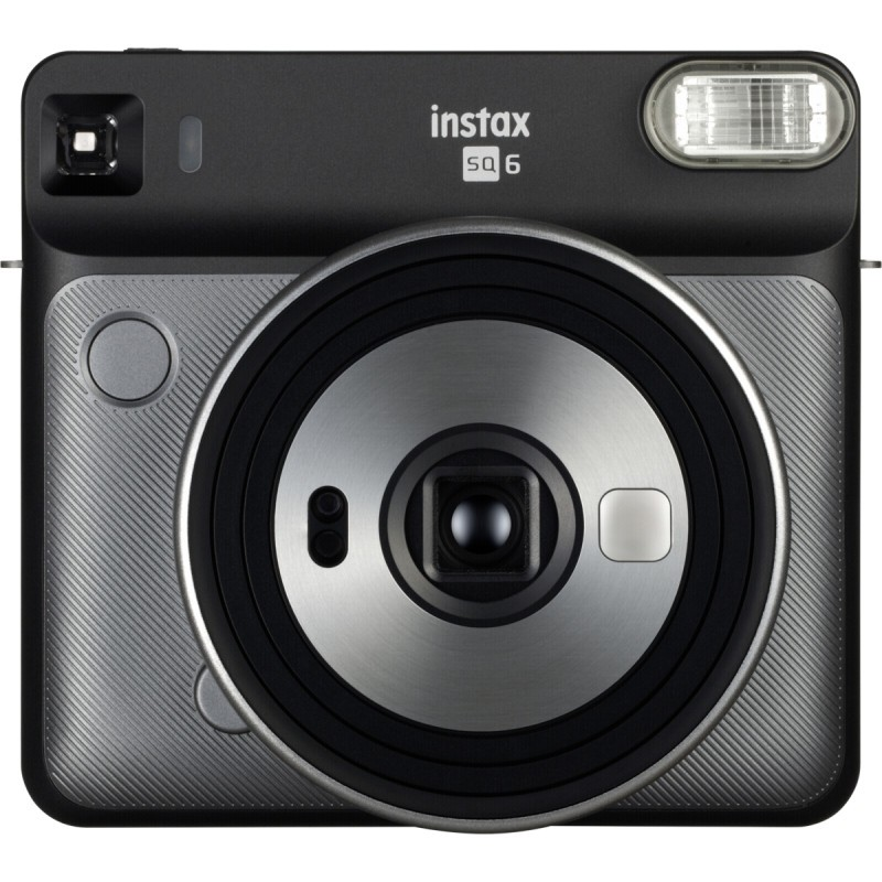 Fujifilm Instax Square SQ6, серый