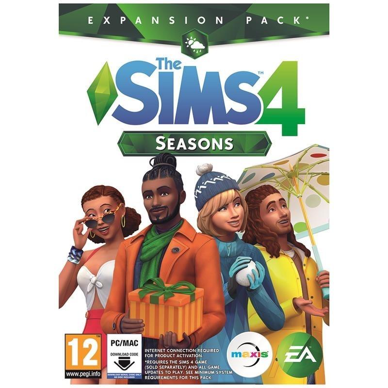 Arvutimäng The Sims 4 Seasons (eeltellimisel)