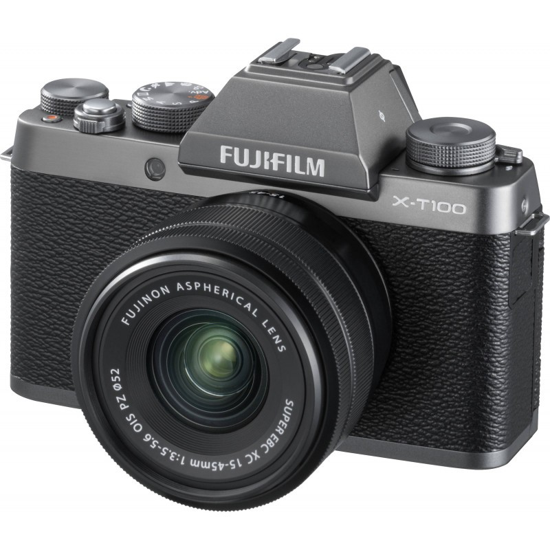 Fujifilm X-T100 + 15-45mm Kit, hall