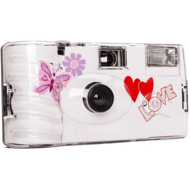Ühekordne kaamera Butterfly 400/27