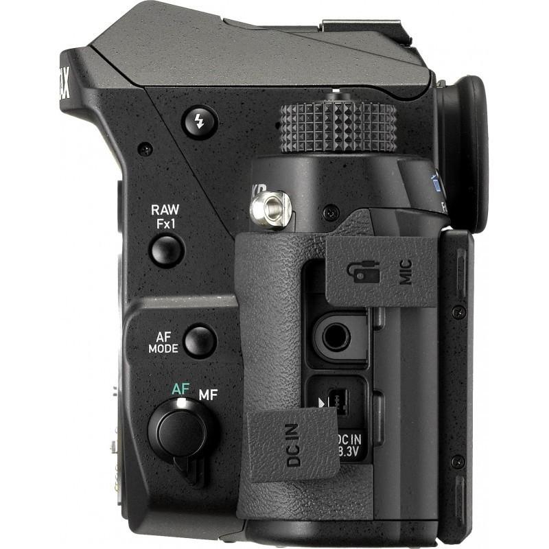 Pentax KP + DA 16-85mm WR Kit, black