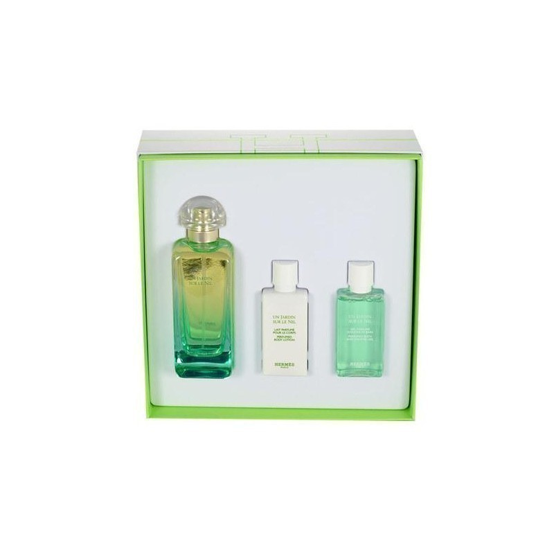 hermes un jardin sur le nil edt 100ml edt 100 40ml. Black Bedroom Furniture Sets. Home Design Ideas