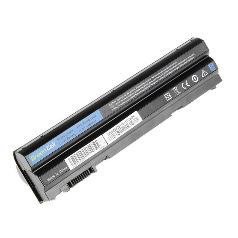 Battery Green Cell for Dell Latitude E5420 E5520 E6420 E6520 1