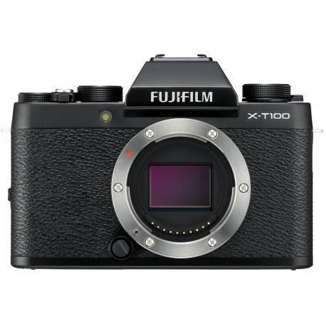 Fujifilm X-T100 корпус, черный