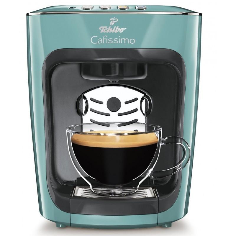 Tchibo Capsule Coffee Machine Cafissimo Mini 1500w Peppermint 326688