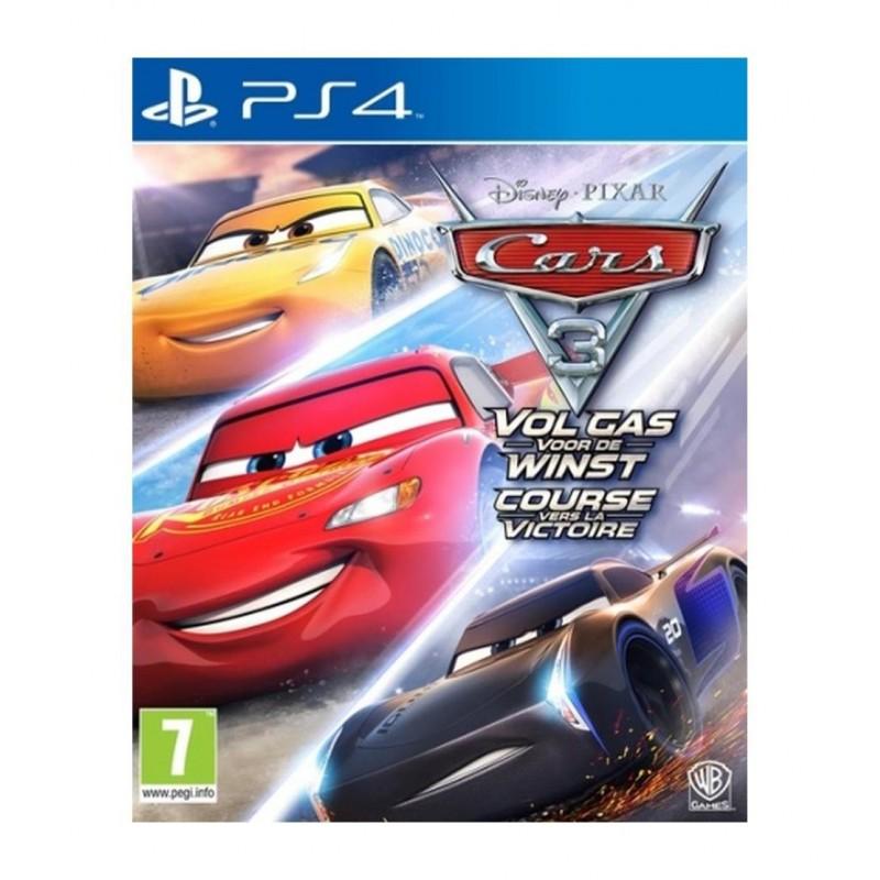 Game Playstation 4 (PS4) Auta 3-Wysokie obroty (BOX