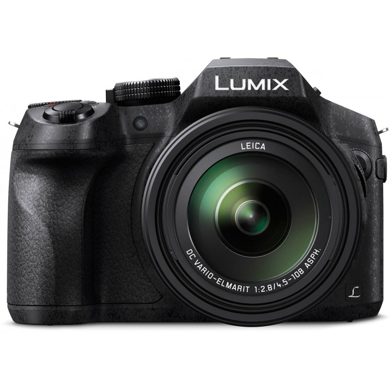 Panasonic Lumix DMC-FZ300, must + lisaaku