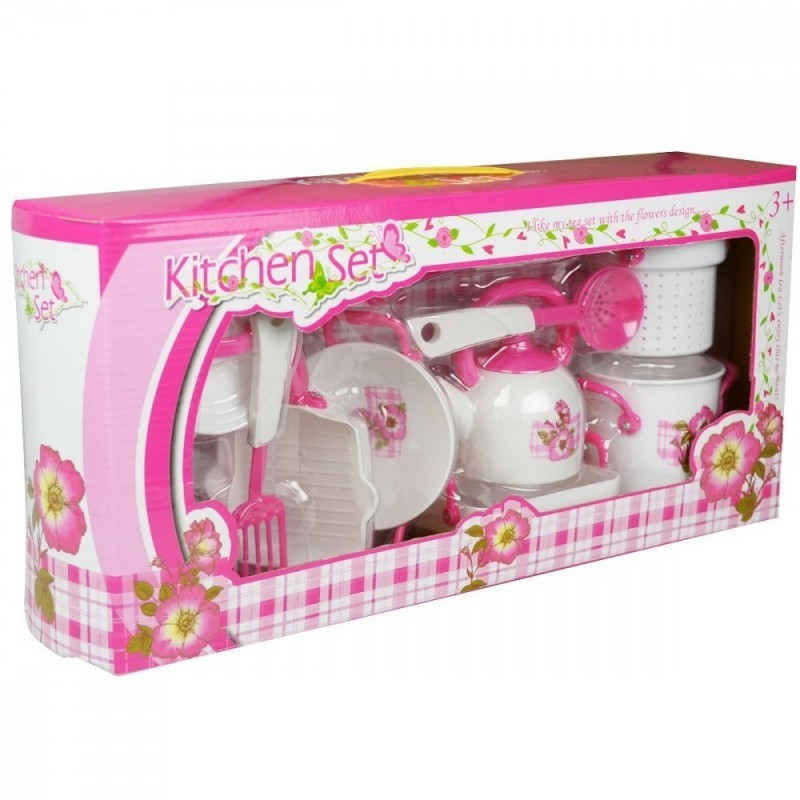 Kitchen Set Role Playing Toys For Kids Photopoint