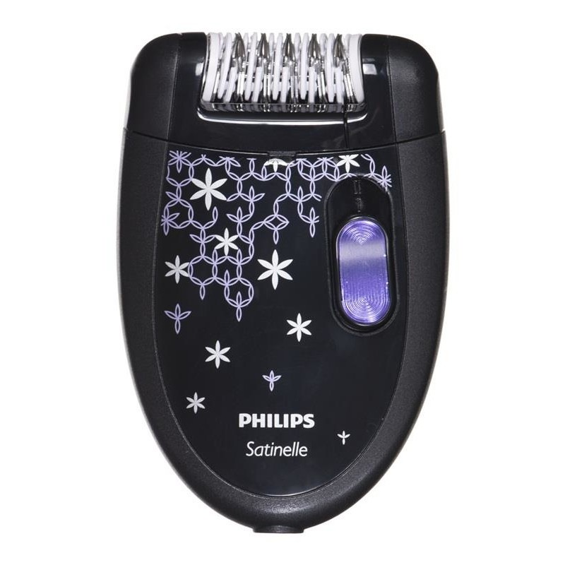 Epilator with disks Philips Satinelle HP6422 01 (black color ... bfe4cc1c7b