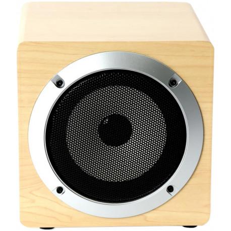 Omega Bluetooth kõlar V4.2 Wooden OG62W (44156)